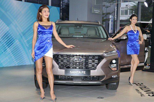 【2020台北車展】Hyundai Santa Fe改進口首度亮相 全新旗艦Palisade領軍迎接車展