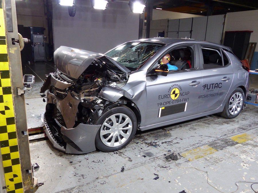 Euro NCAP提供