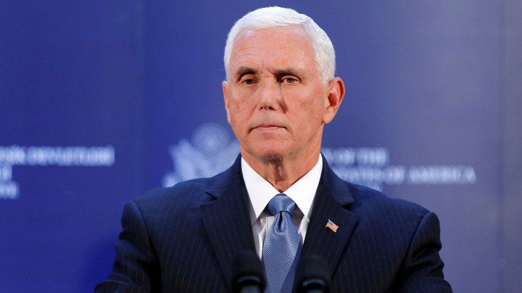 美國副總統潘斯表示,如果香港的抗議示威活動遭到暴力對待,美國將難以與中國簽署貿易...