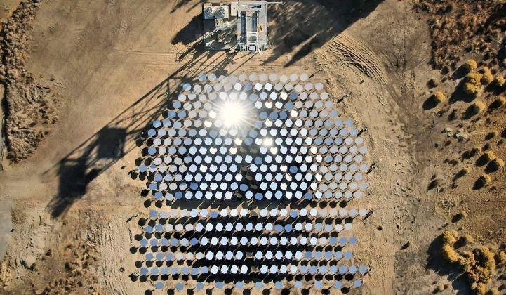潔淨能源公司Heliogen於19日宣布,該公司利用人工智慧和鏡場反射極多的陽光...