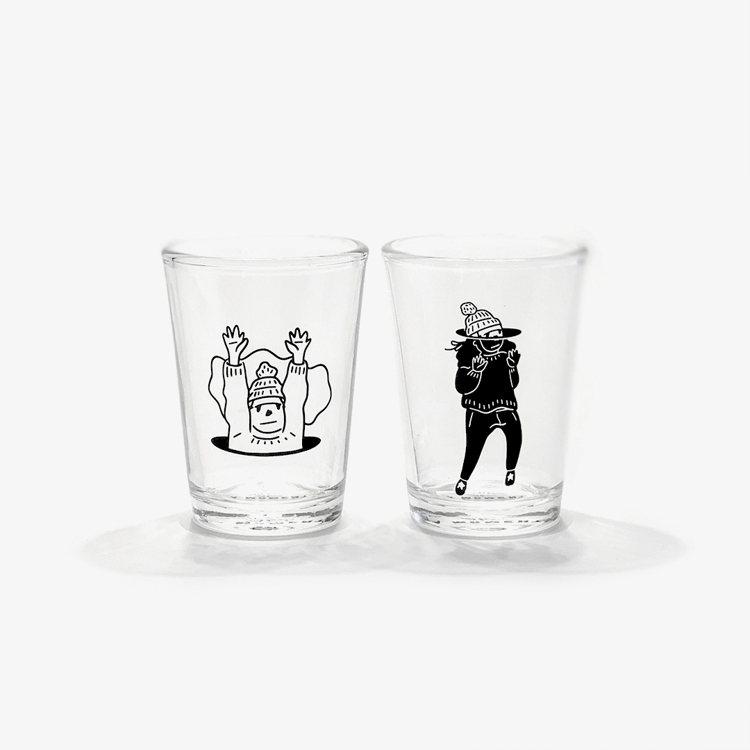 ON A GLASS(共兩款)。圖/誠品生活提供