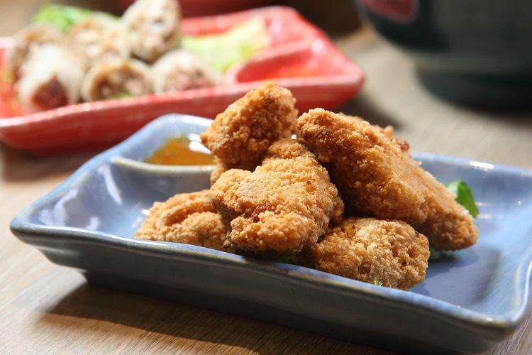 越南炸雞,每份68元。記者陳睿中/攝影