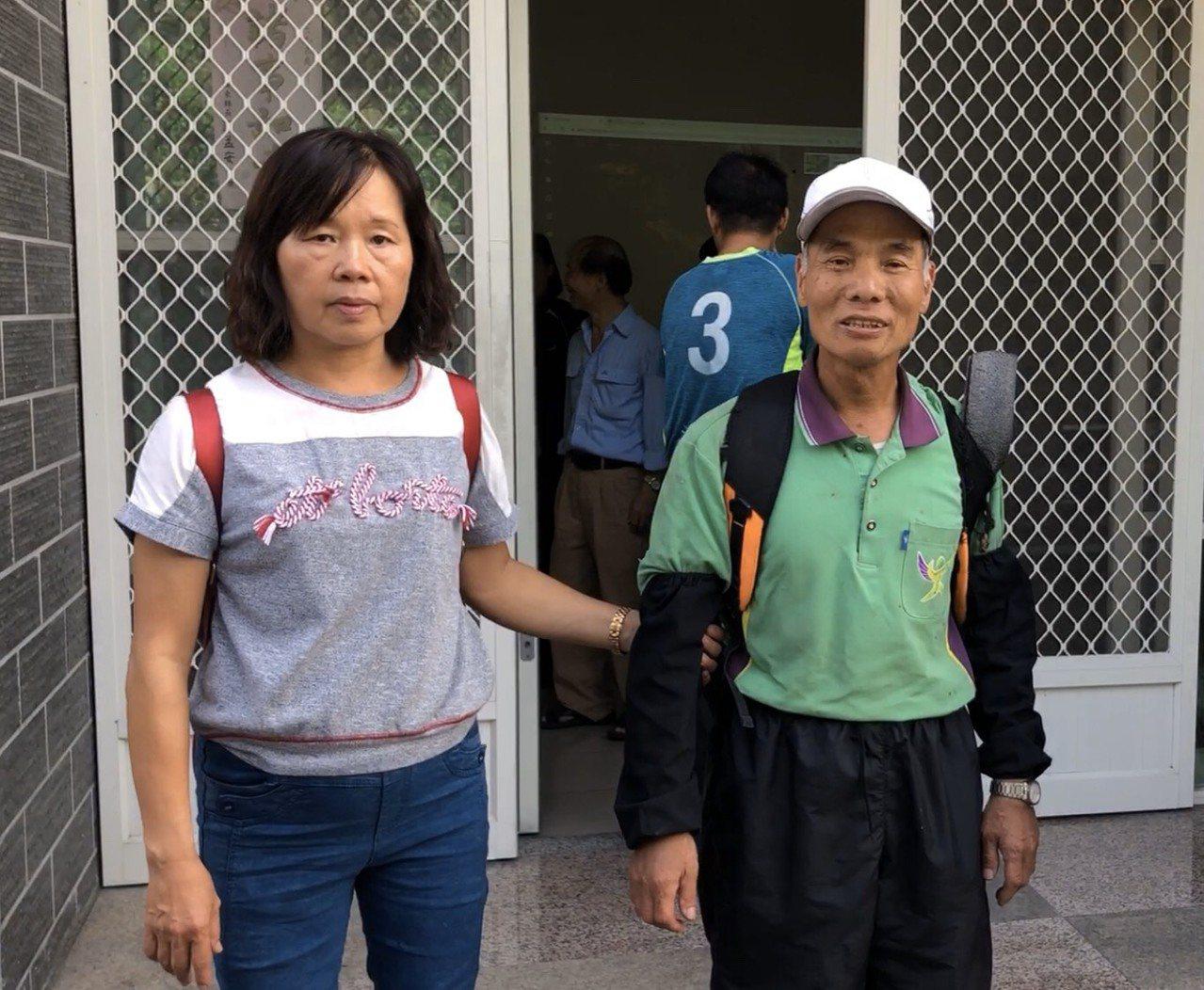 宋瑞雄還原落難經過,並表示在山中一度遇上部落「祖靈」。記者江國豪/翻攝