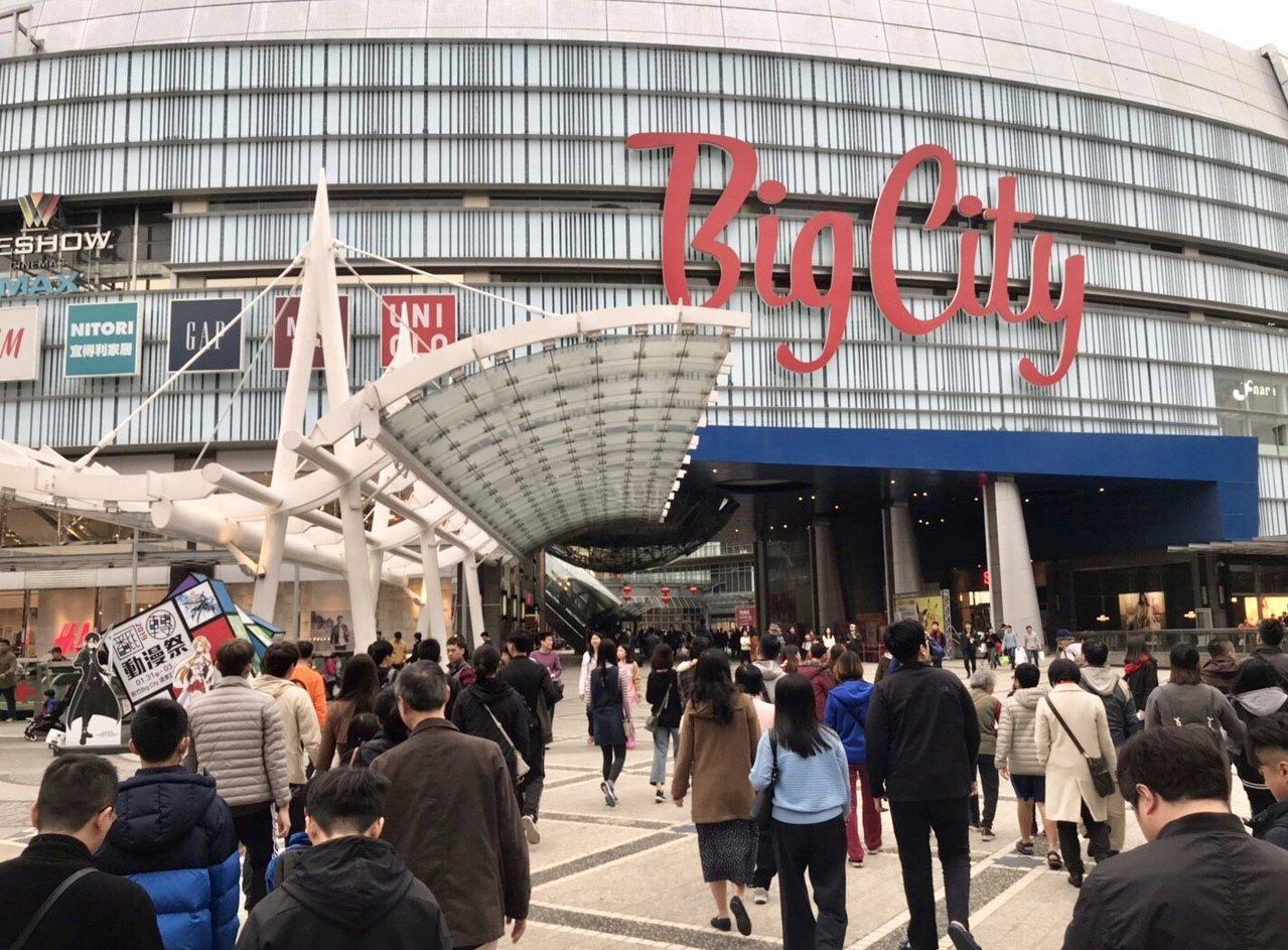 遠東巨城購物中心2019年營業額上看120億。圖/巨城提供