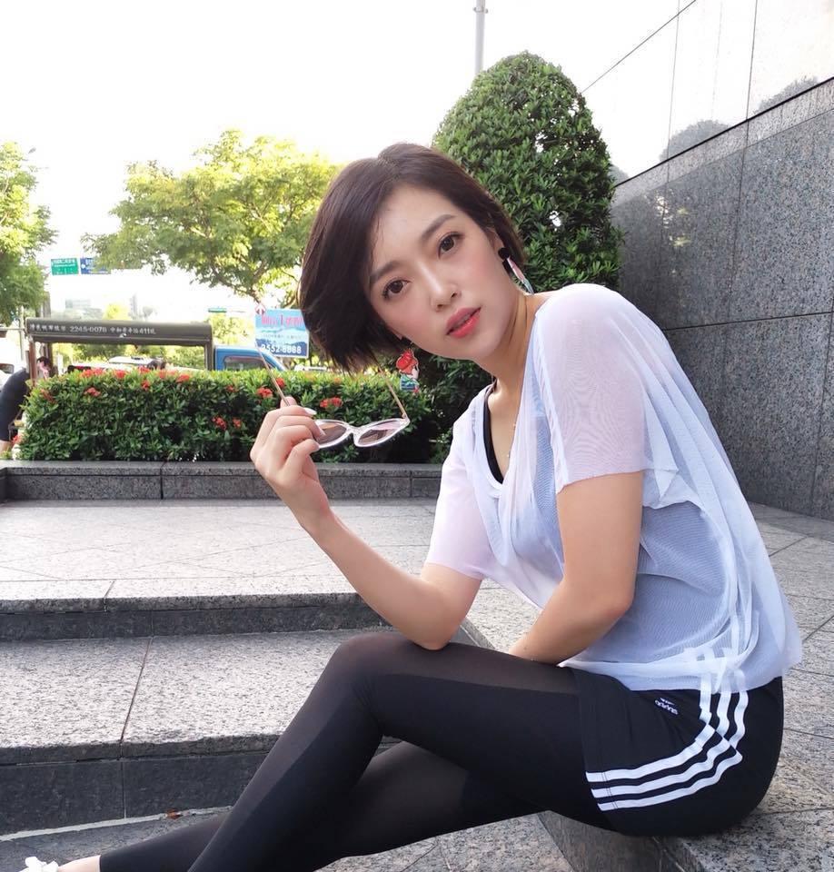 貝童彤明年4月30日將補辦婚宴。圖/摘自臉書