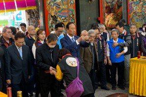 劉炳偉:未來無論哪個總統當選 都該跟郭台銘請益
