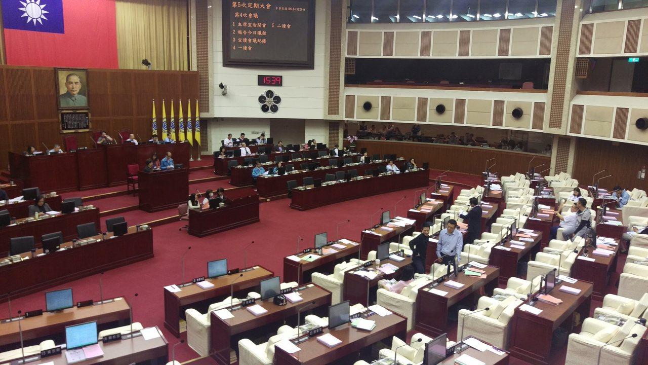 台北市議會。圖/報系資料照