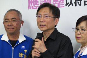 不挺「村長」選立委 韓辦:無分裂本錢、盼相忍為國