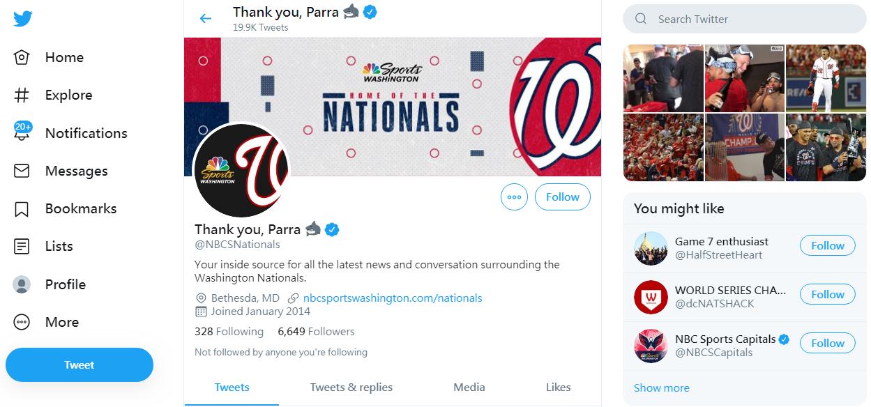 截圖自NBC Nationals推特