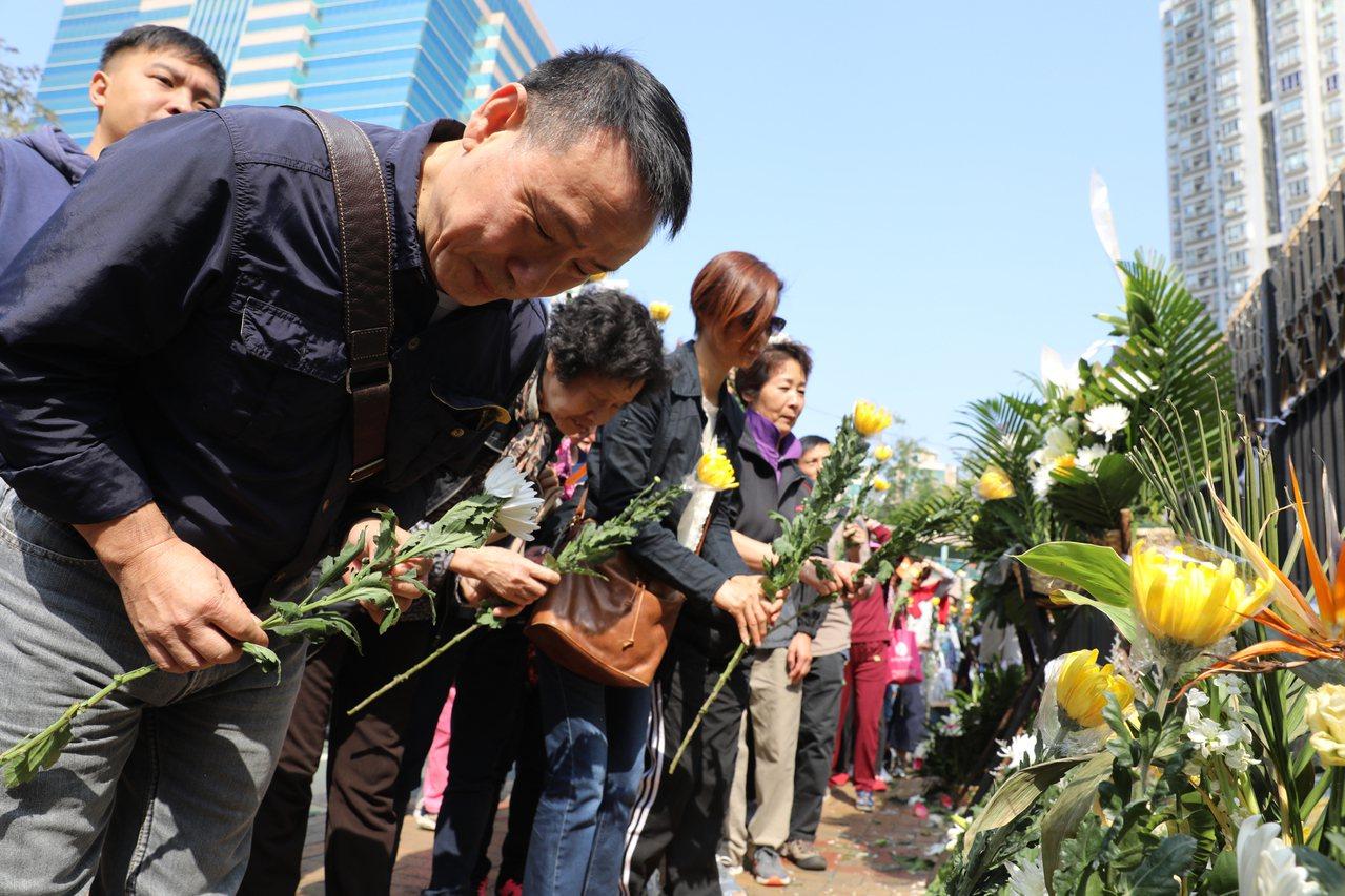 募款助無辜傷亡者,8小時200萬人民幣。 香港中國通訊社