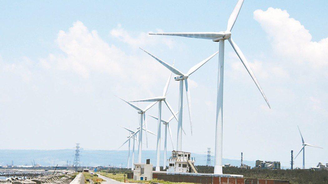 經濟部能源局原訂11月公布用電大戶買綠電的辦法,現在確定跳票。 本報資料照片