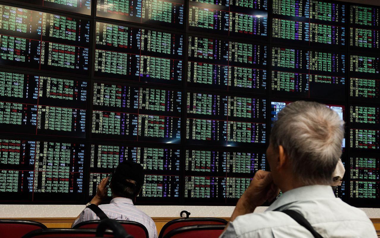 今日亞股表現疲弱,台股盤中跌逾百點,回測月線,後跌幅收斂,收盤跌72.93點,收...