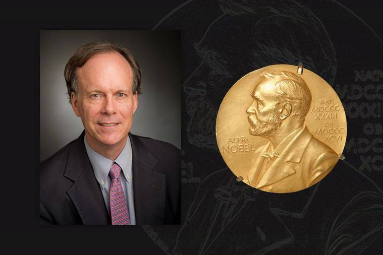 威廉·凱林(William Kaelin)獲得諾貝爾獎。圖取自Duke Toda...