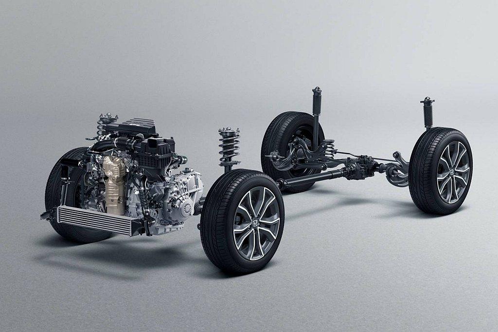 美規Honda CR-V Hybrid要等到明年初才能確認細節與售價,先開賣的則...