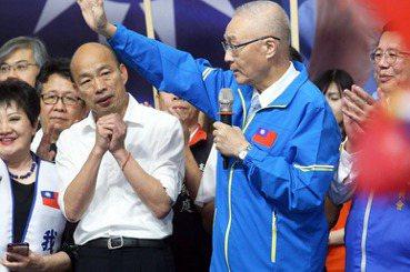 中國因素,是國民黨不分區名單「不好說的秘密」