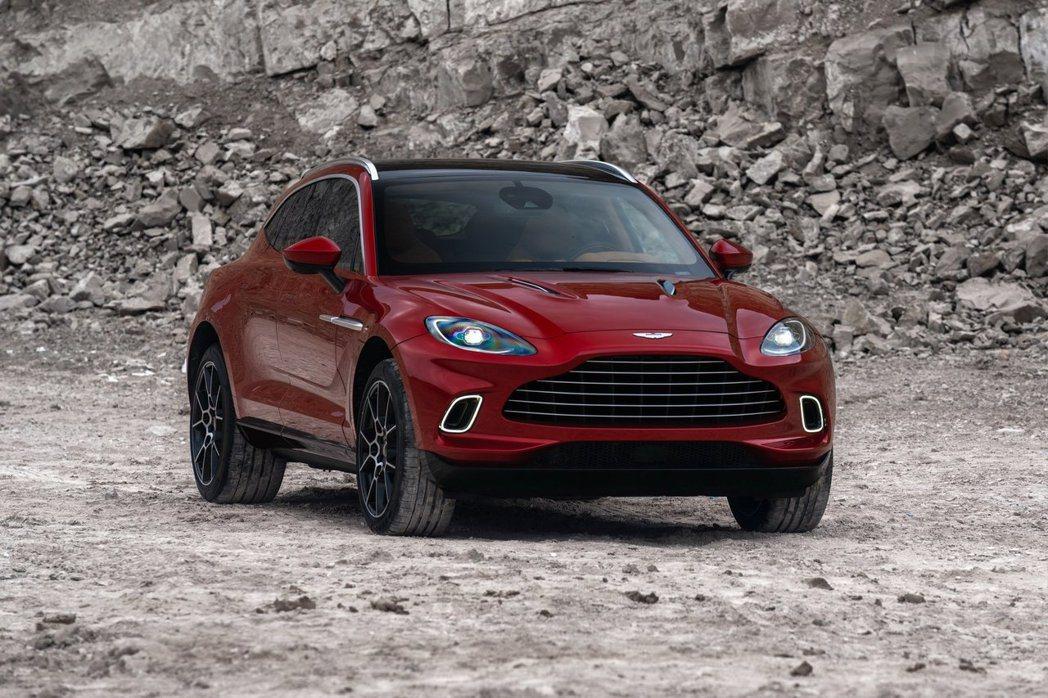 總代理永三汽車正積極爭取DBX於2020台北車展來台。 Aston Martin...