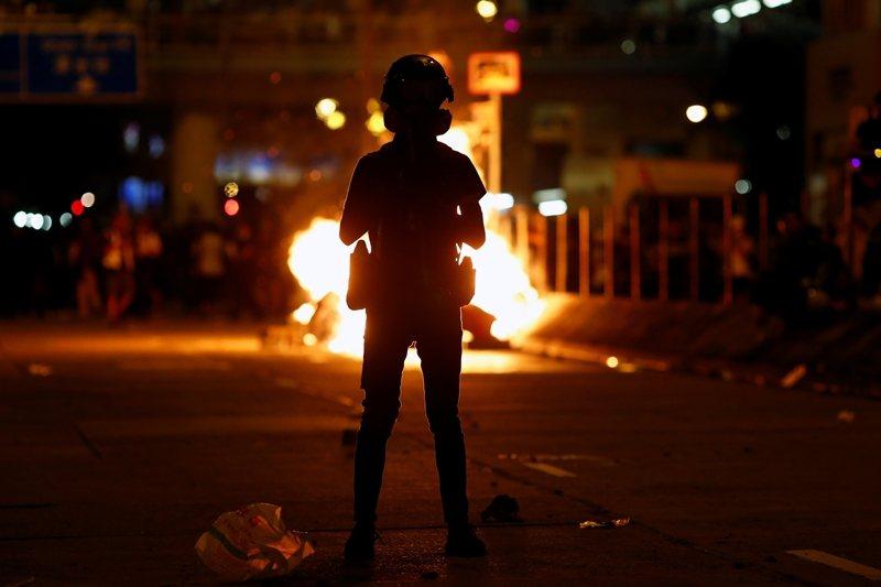 攝於11月11日,香港。 圖/路透社
