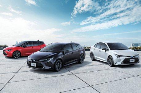 豐田制霸!Toyota Corolla不僅攻佔日本10月銷售第一,前10名更是精彩