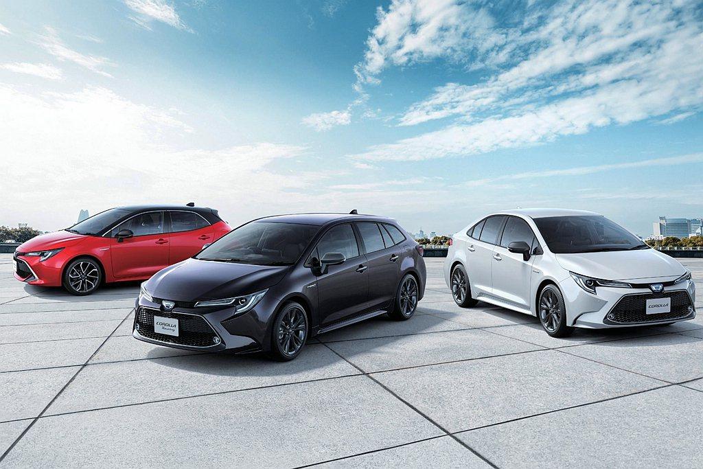 查閱10月日本乘用車銷售報告,發現Toyota汽車竟然在前十名中攻佔九個席位。 ...