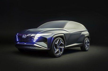 預覽新世代Tucson樣貌? Hyundai Vision T Concept洛杉磯車展亮眼登場!