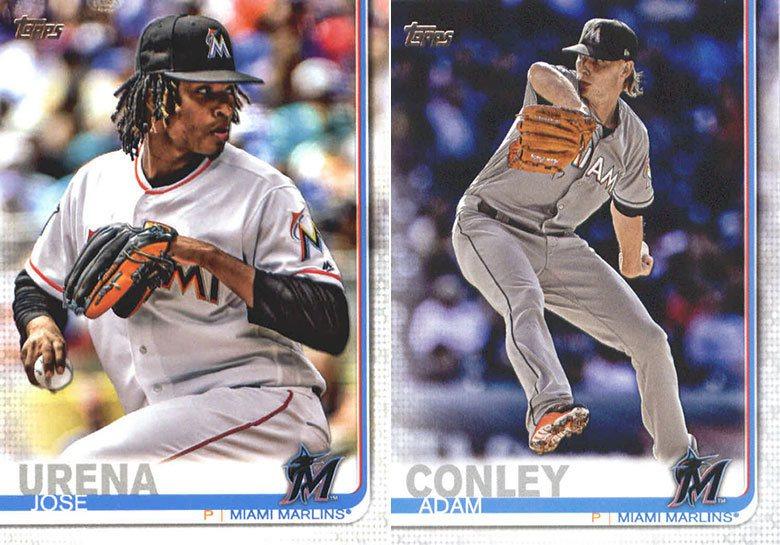 馬林魚另兩位「相對資深」投手康利(右)和烏雷納(左)準備接受薪資仲裁,球隊送走了...