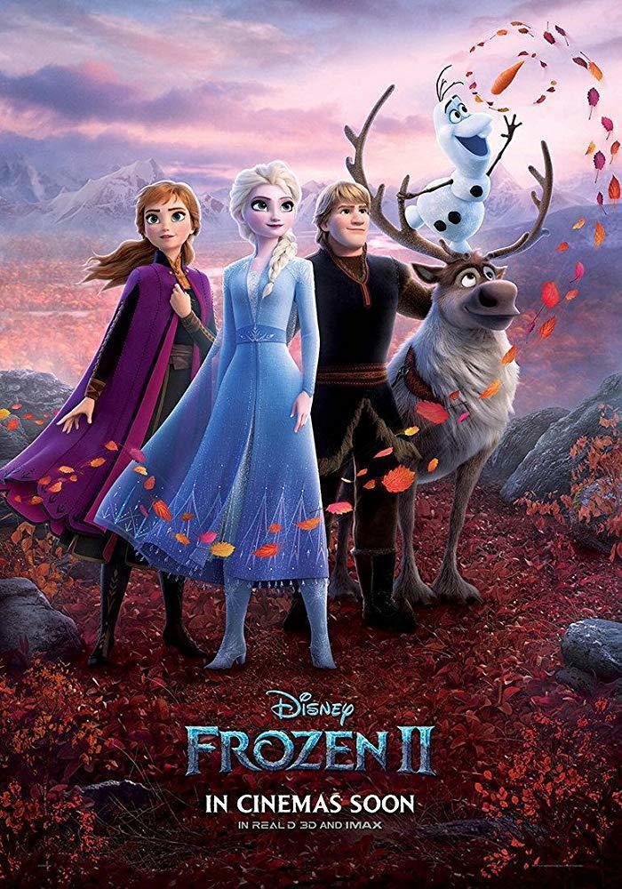 「冰雪奇緣2」正式在全球盛大上映,票房備受看好。圖/迪士尼提供