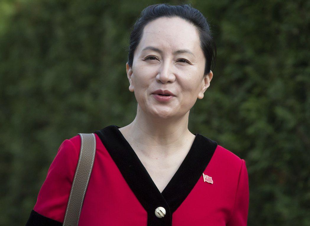 華為財務長孟晚舟上個月初自溫哥華住家出發前往法院聽審。  美聯社