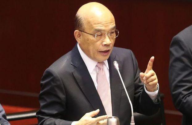 行政院長蘇貞昌正式拍板第五代行動通訊(5G)的4.8~4.9GHz作為專網頻譜。本報資料照片