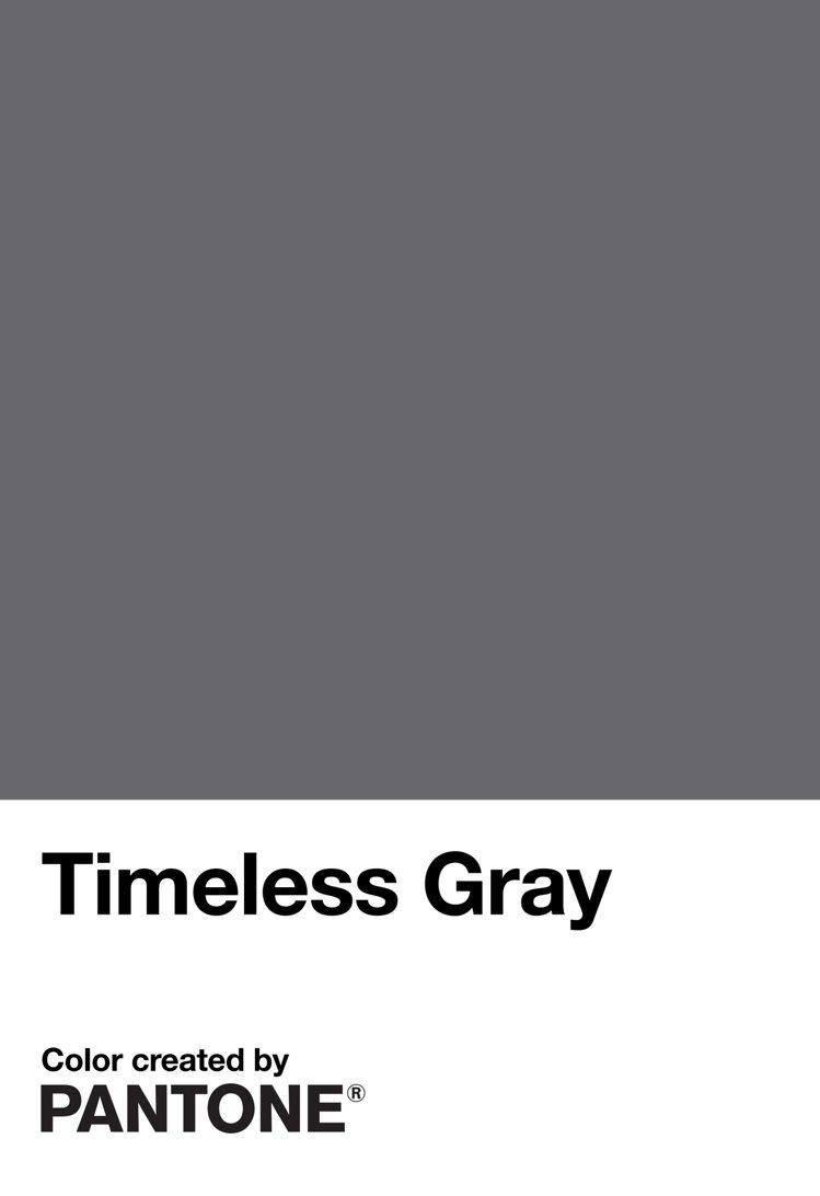台北城市色彩永恆灰(Timeless Gray),灰色的意象是安靜、樸素、穩健、...
