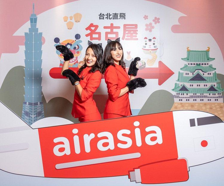 AirAsia自11月25日推出機票促銷活動,最低358元起,包含名古屋、沖繩等...
