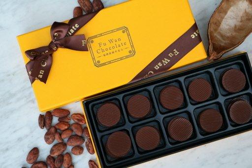 來自屏東的福灣巧克力Fu Wan Chocolate在這次世界巧克力界的奧斯卡獎...