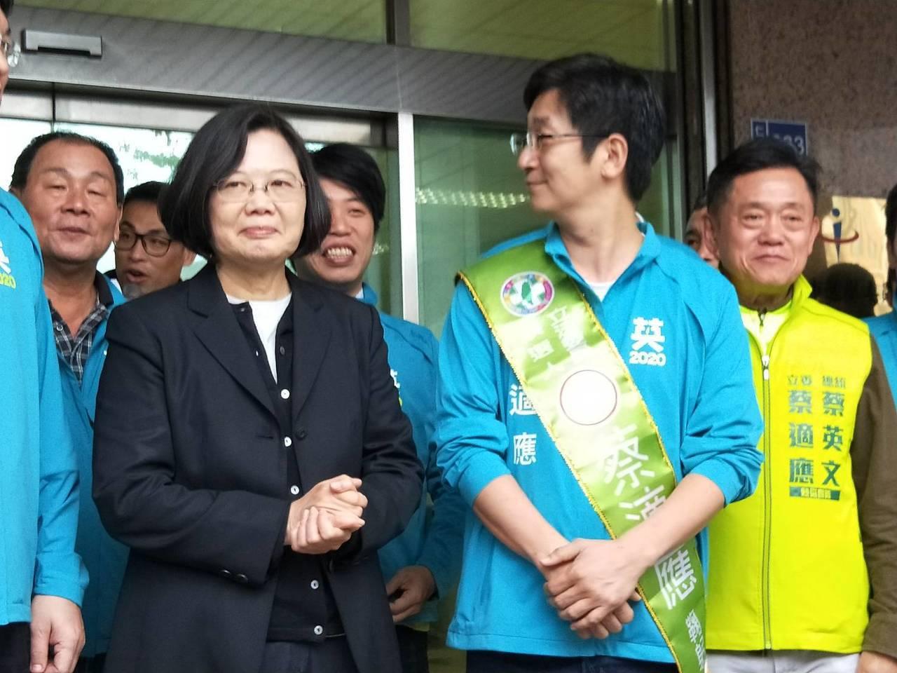 韓國瑜房產爭議,蔡英文說,需要當事人出來把事情說清楚,這也是攸關政治人物誠信問題...