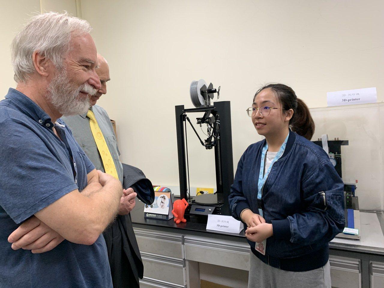 國立屏東大學與俄羅斯科學院克倫斯基物研究所合作,成立功能性材料聯合實驗室,並於今...