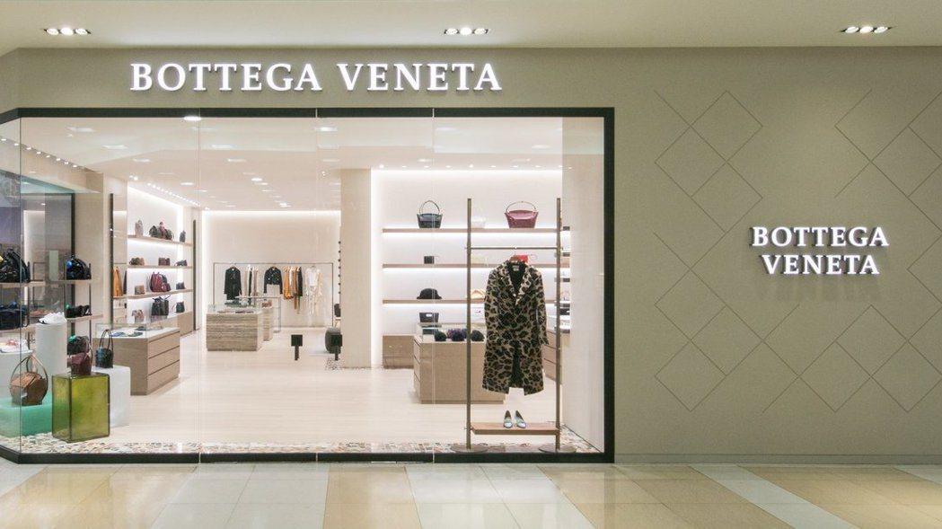 BOTTEGA VENETA預計2020年7月進駐SOGO復興館。 圖/BOTT...