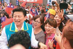 挺傅崐萁?韓國瑜:分情感、政黨兩面