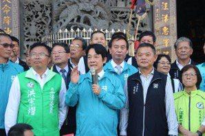 遭批炒作對立 賴清德:台灣言論自由中國沒有