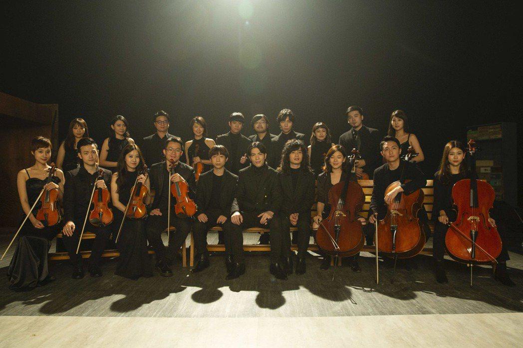 「獅子」第二波主打「蕭志達」MV拍攝動員15位弦樂手,令人動容的編曲充滿著老蕭對...