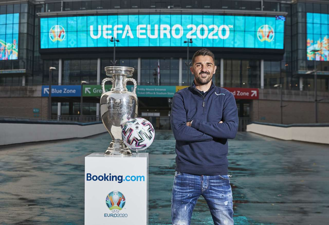 Booking.com宣布成為歐洲國家盃(UEFA EURO 2020™)官方合...