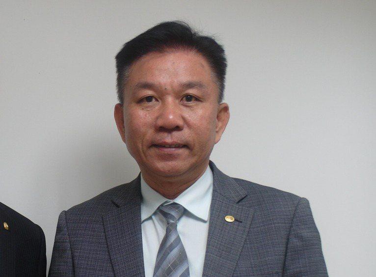 互盛電董事長廖慶章。聯合報系資料照/記者何佩儒攝影