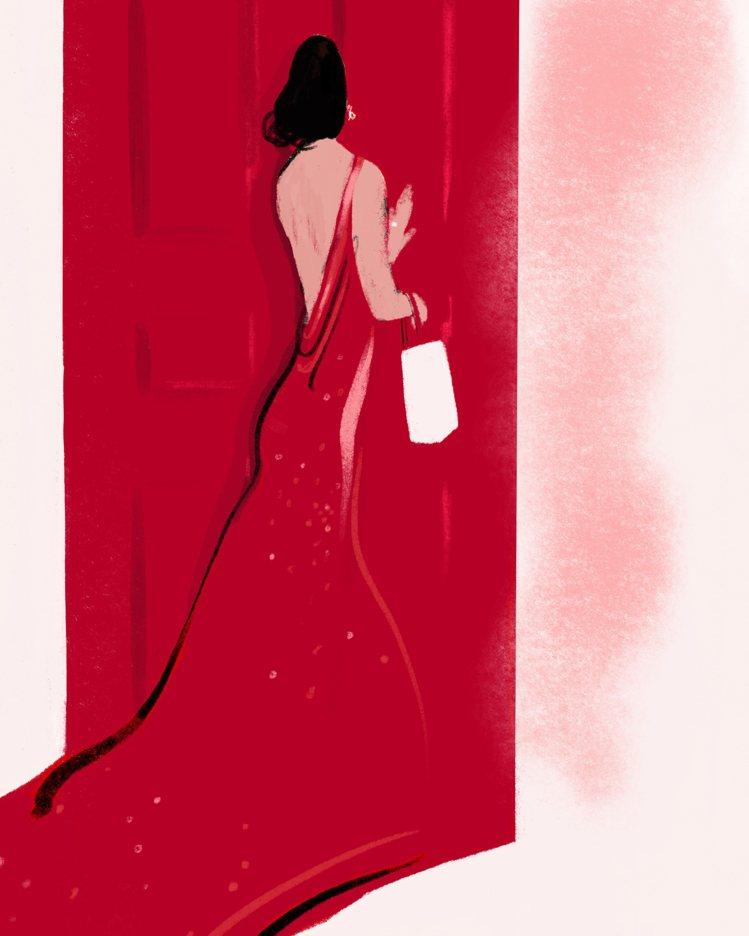 伊麗莎白雅頓 RED DOOR香水將紐約第五大道的伊莉莎白雅頓「紅門」經典,用插...