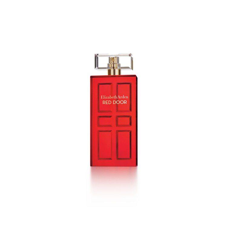 伊麗莎白雅頓 RED DOOR香水 100ML/2,500元。圖/伊莉莎白雅頓提...