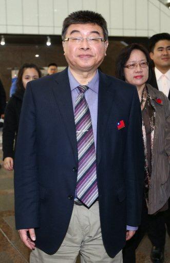 馬辦揚言要告,邱毅在臉書上發聲反擊。 本報資料照片