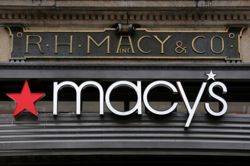 梅西百貨宣布今年第二度調降財測,令人擔心接下來年終購物季的業績。  路透