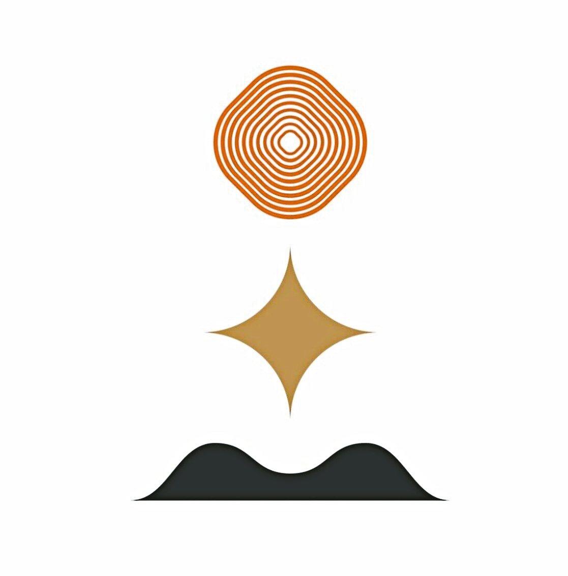基隆和平島公園有各種奇岩異石,日出絕美,企業識別入圍金點設計獎最佳設計獎。 圖/...