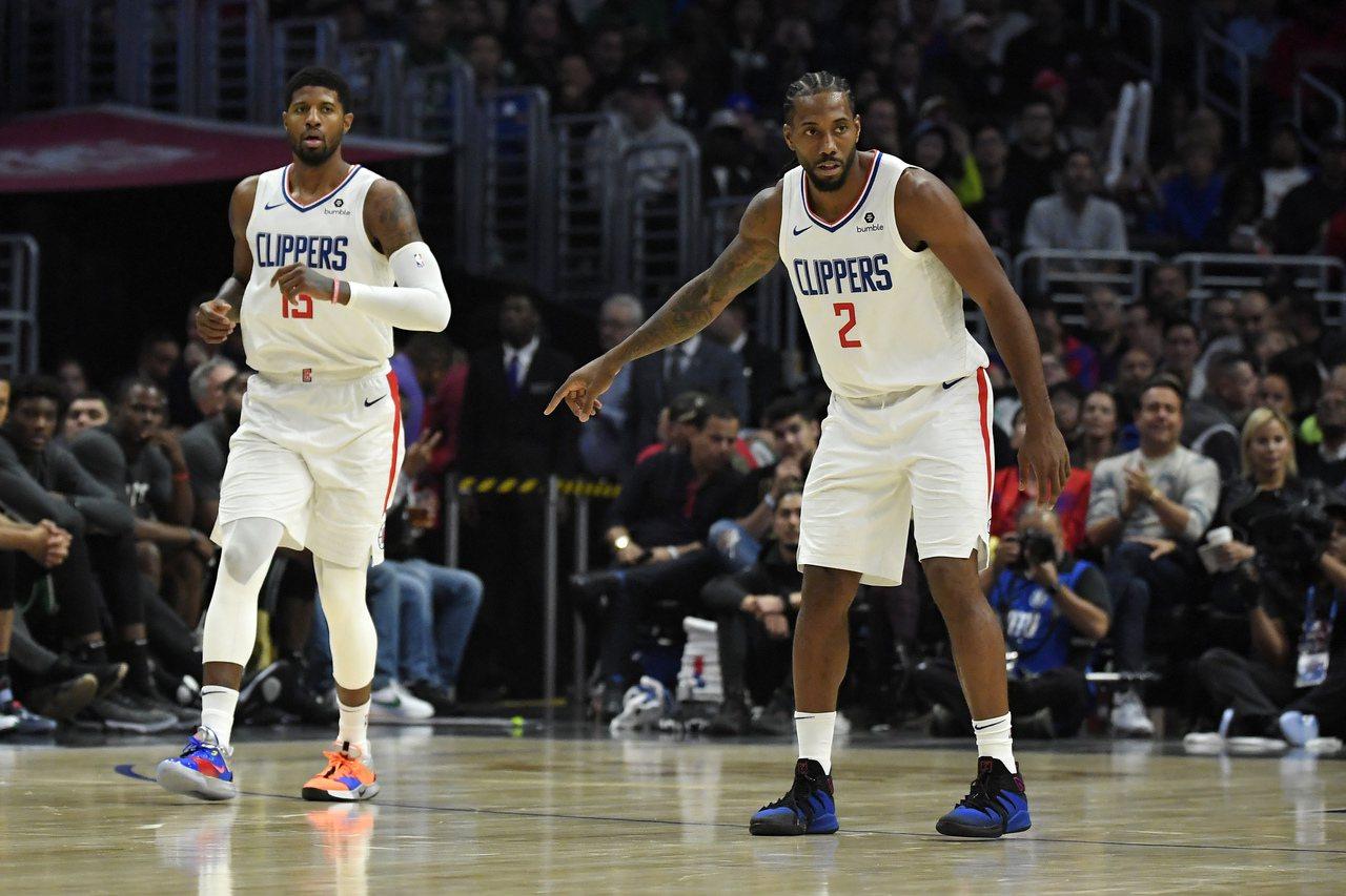 NBA/快艇雙星首度連線 仍在找彼此定位
