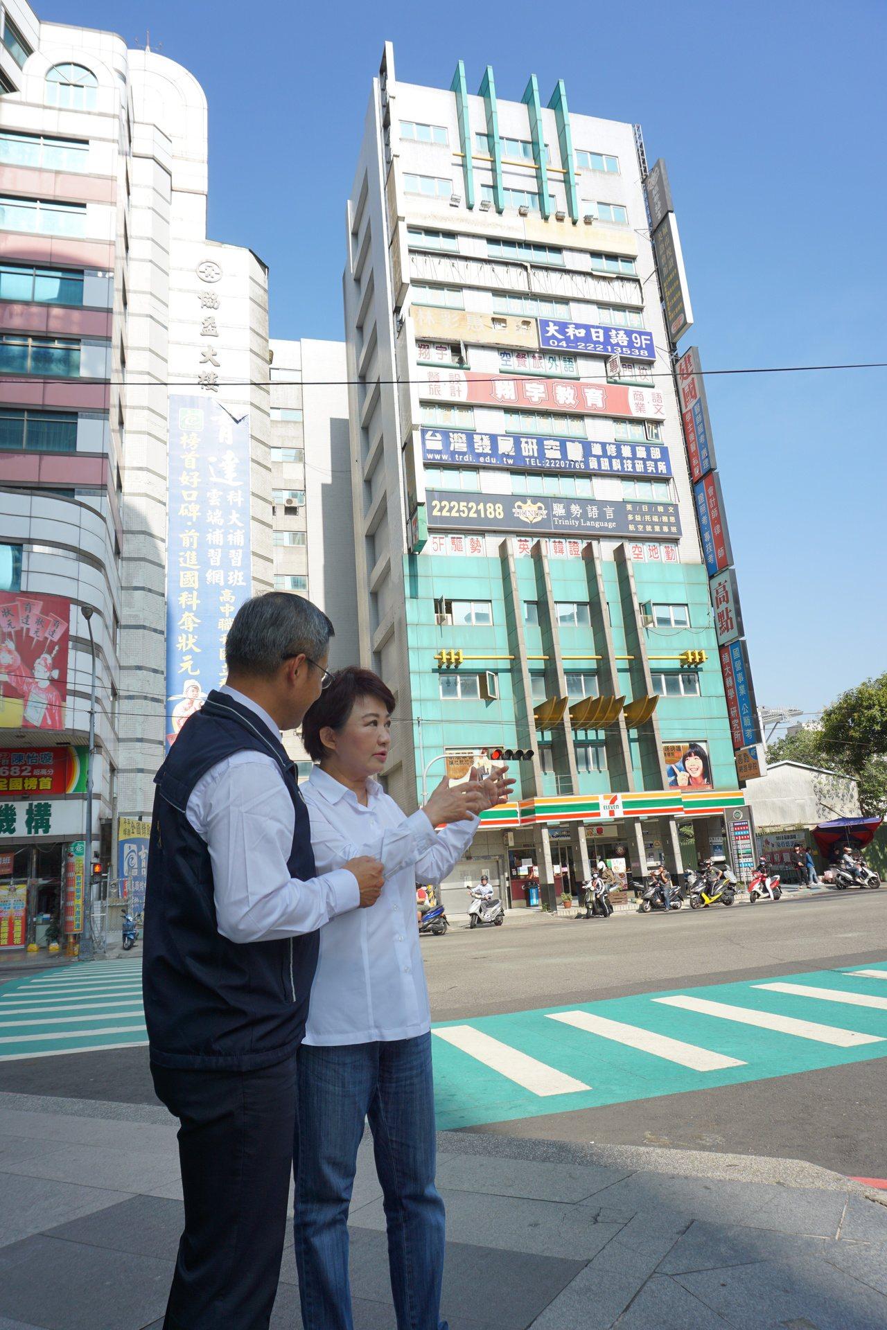 台中大智路 明年8月打通