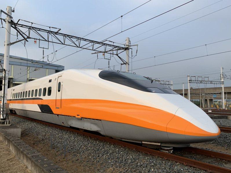 台灣高鐵。聯合報系資料照