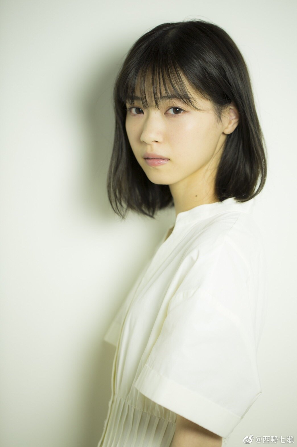 西野七瀨。圖/擷自微博