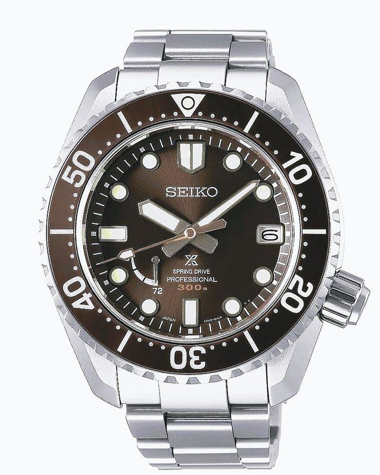 SEIKO Prospex系列LX Line SNR041J1腕表,鈦金屬表殼、...