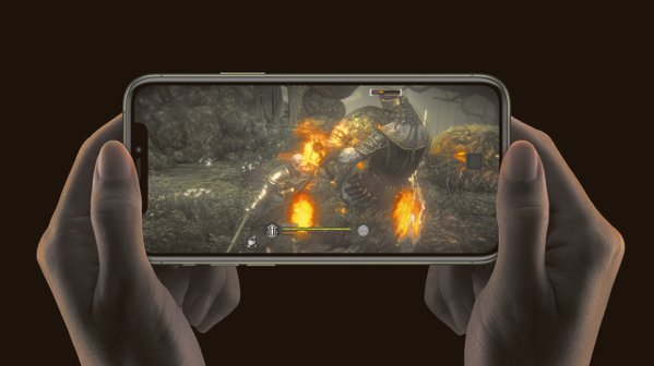 iPhone 11 Pro以超Retina XDR顯示器、A13仿生晶片、還有加...